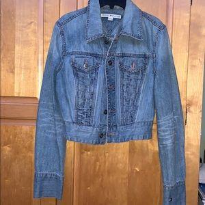 Tommy Hilfiger Crop Jacket